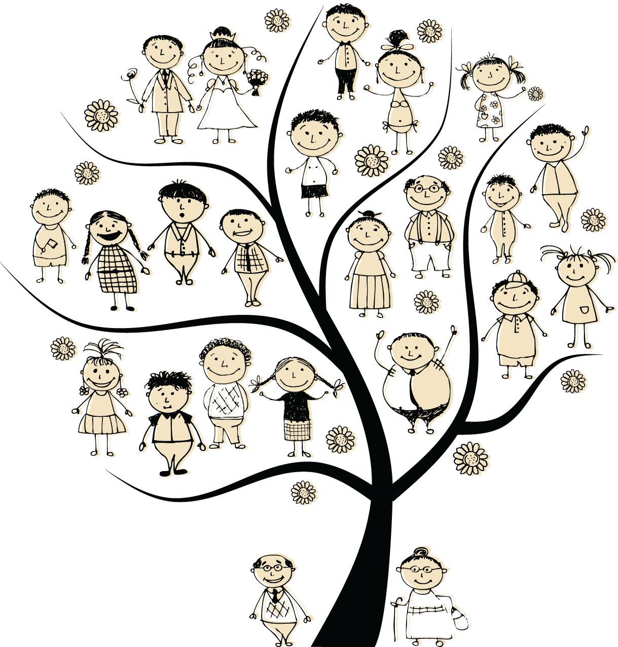 family-tree-cartoon